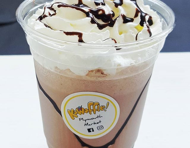 How about a Nutella Milkshake?