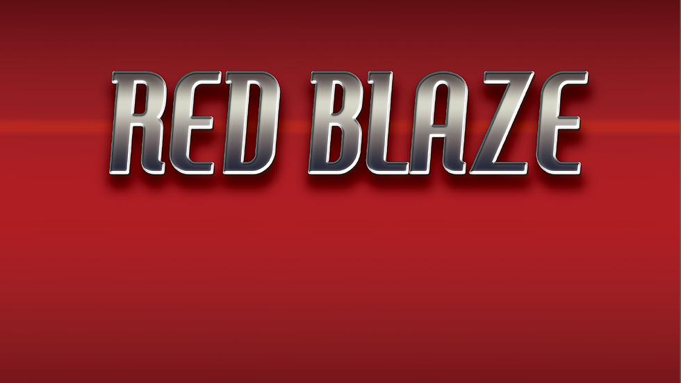 RED BLAZE CD