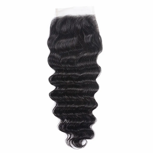 Swiss Water Wave Lace Closure