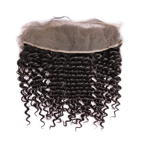 Deep Curly Lace Frontal