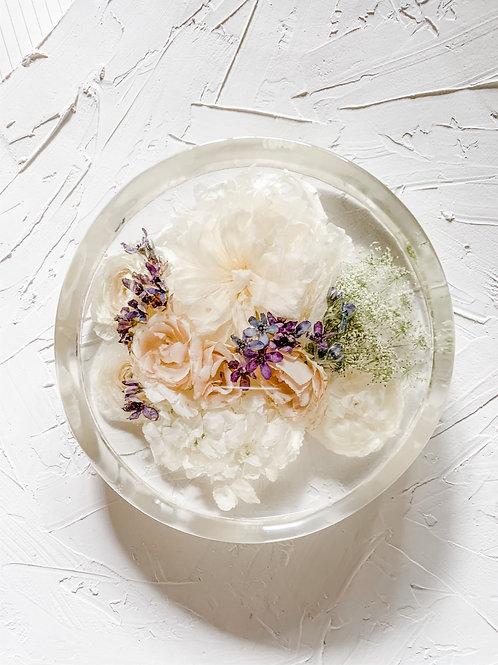 """8"""" Round Flower Preservation"""
