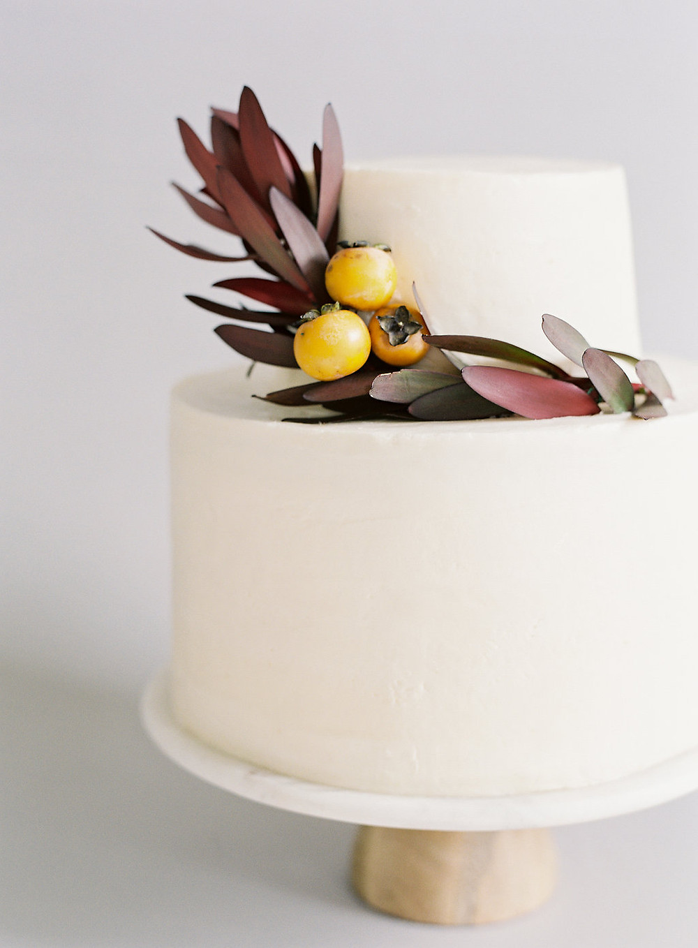 Modern, Boho Simple Wedding Cake Inspiration