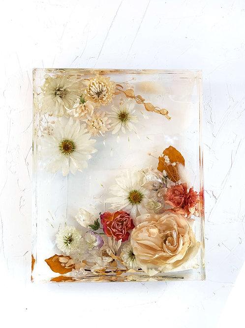 """8""""x10"""" Bouquet Art"""