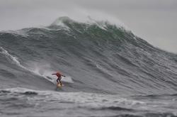 Al mennie big wave surfing