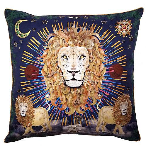 Eadach. Merrion Silk Cushion 60cm