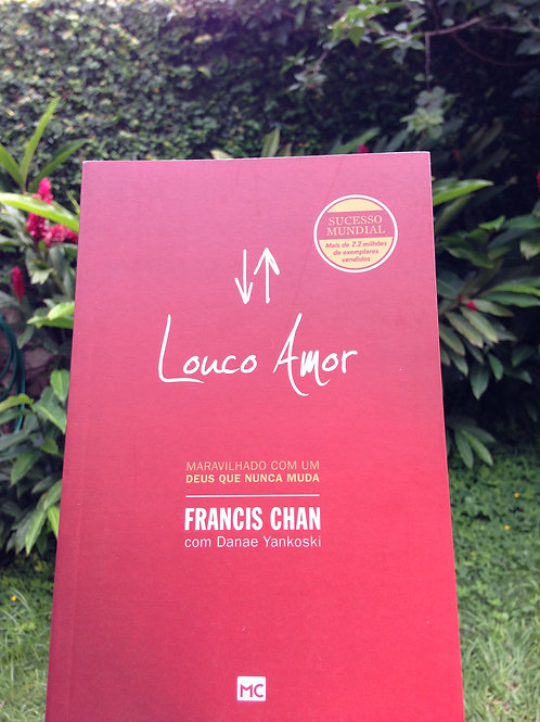 "Livro ""Louco Amor"""