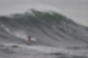 al menie, big wave surfer, ireland, area 70, by Conn Osborne