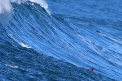 Al Mennie Big Wave Surfer photo by Charles McQ