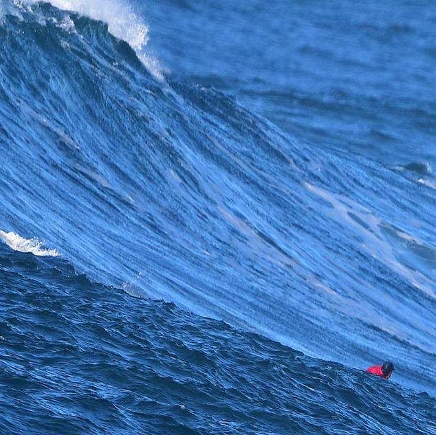 Al Mennie Big Wave Surfer photo by Charl