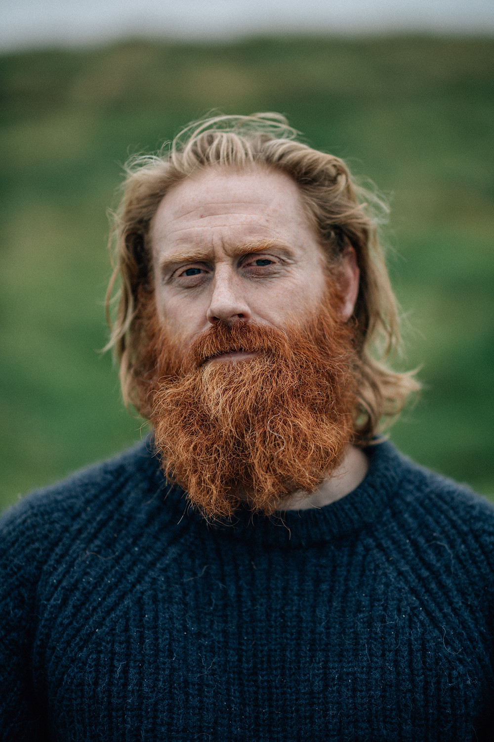 Al Mennie, ireland, irish man, red head, beard, irish surfer, irish man, viking, ben ono