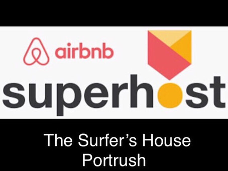 Airbnb Superhosts!