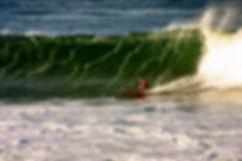 Al Mennie, surfing ireland, picture by Tim Howell