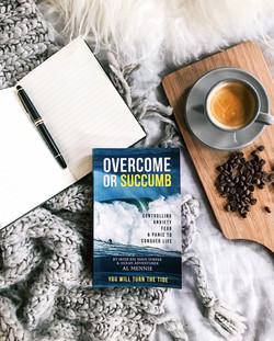 Overcome or Succumb, controlling anx