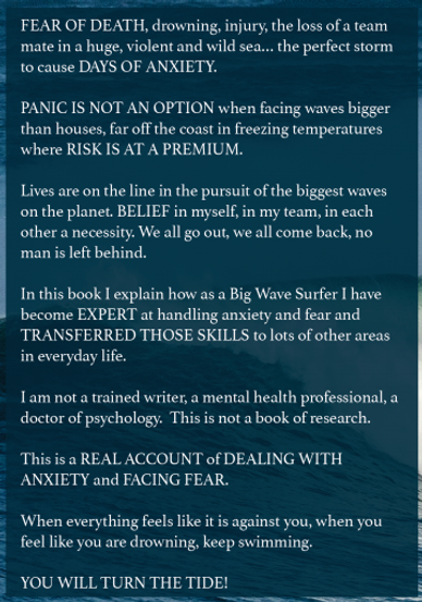 Overcome or Succumb, controlling anxiety fear and panic to conquer life by Al Mennie