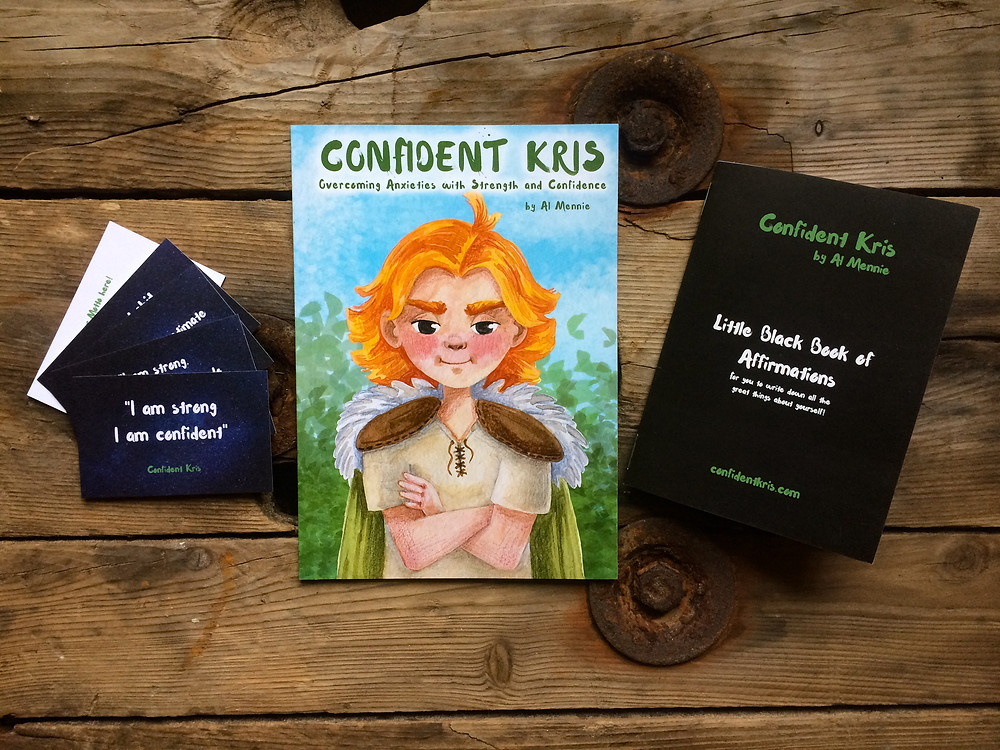 Confident Kris by Al Mennie