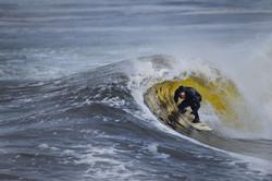 al mennie, portballintrae, surfing