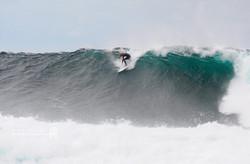 Al Mennie big wave surfing, ireland