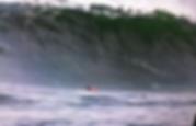 a mennie, area 70, big ave surfing ireland, big wave surfing, picture by Conn Osborne