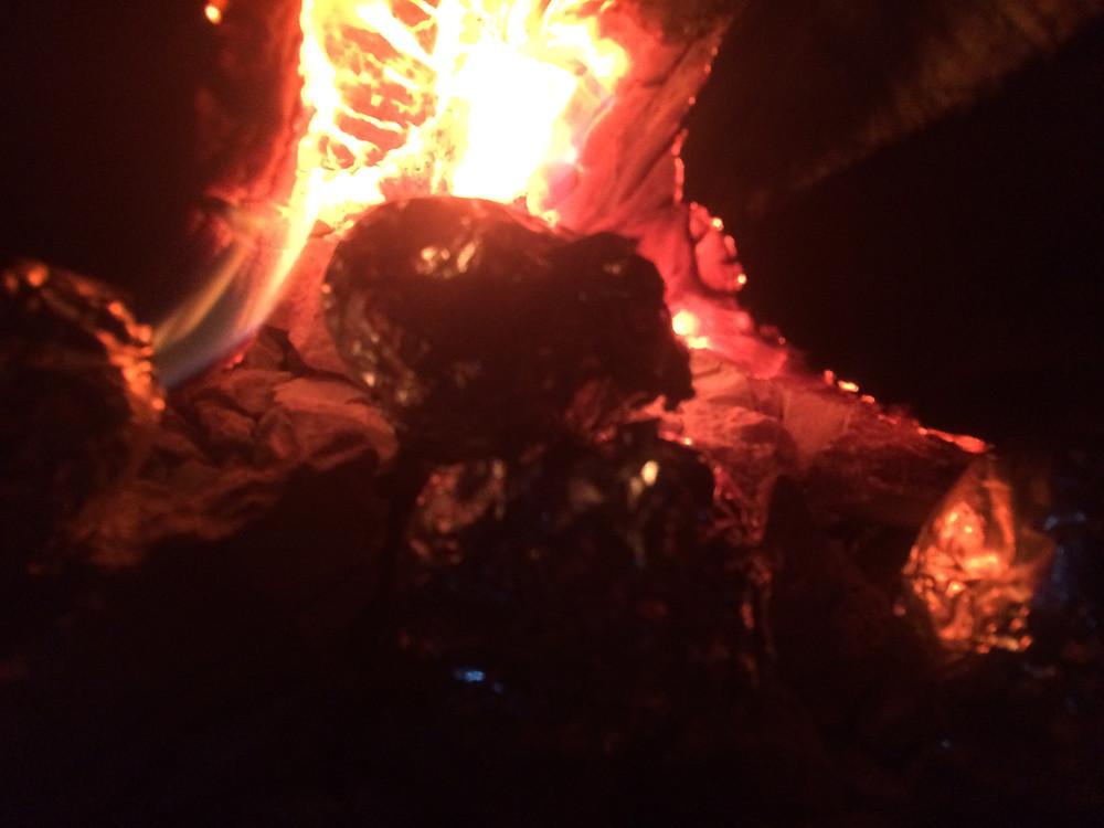 camp fire food al mennie ireland