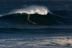 Al Mennie, Nazare, Portugal, big wave surfer, image by Wilson Ribeiror
