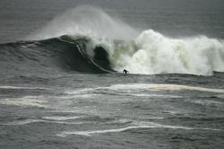 Al Mennie, Ireland, surfing