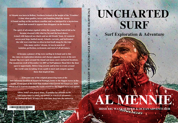 Copy of UNCHARTED SURF - SURF EXPLORATIO