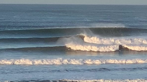 Surf Vid - Winter has started