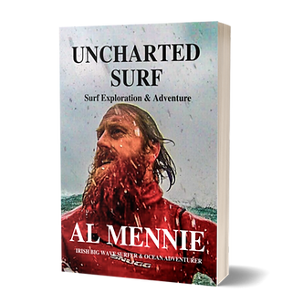 Uncharted Surf - Surf Exploration and Adventure