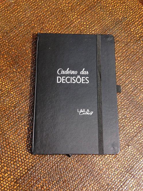 Caderno das Decisões