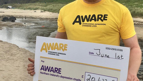 SWIM THROUGH DARKNESS RAISES OVER £20,000!