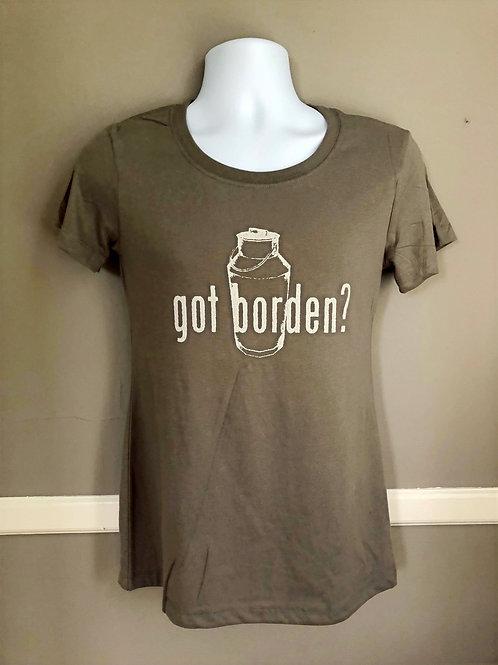 Got Borden? T-Shirt