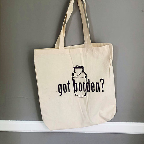 Got Borden? Tote Bag