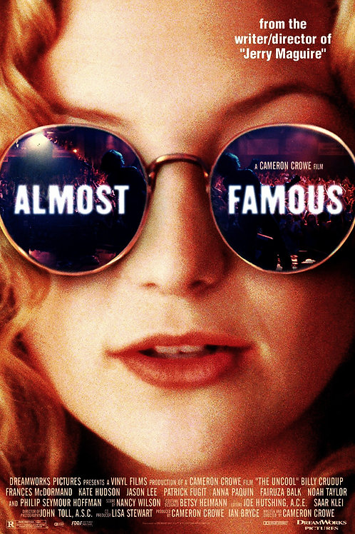 Almost Famous CRS Vote