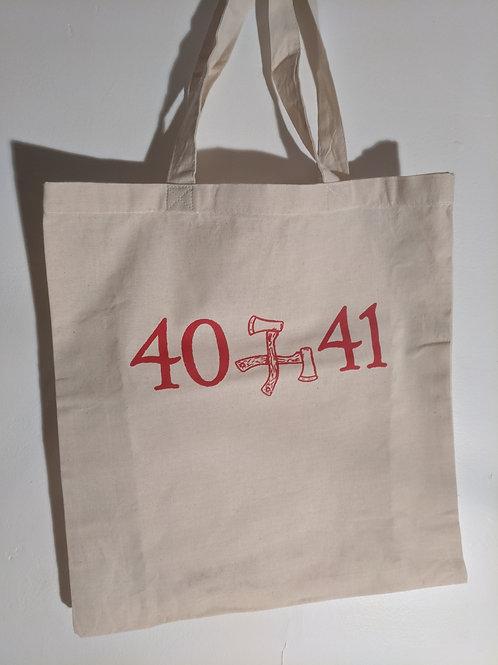 40 x 41 Tote Bag