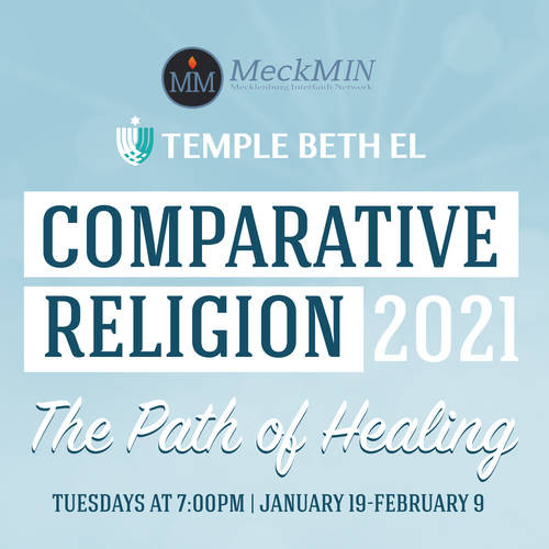 Temple Beth El, MeckMIN, Comparative Religion Series