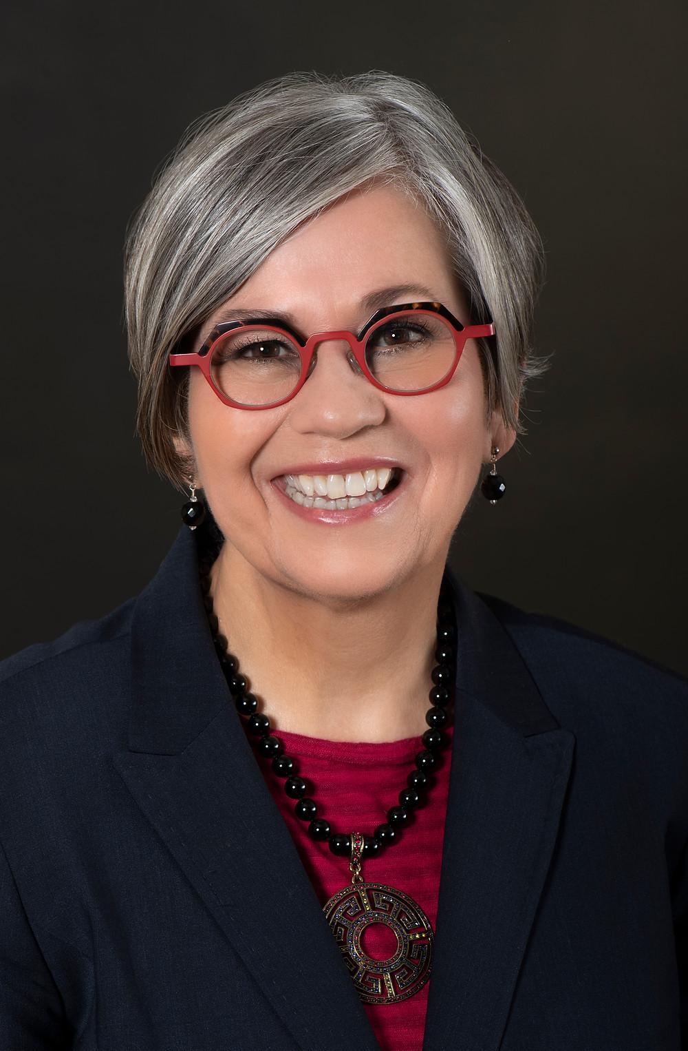 Rev. Deborah Warren, Sydnor Thomson Jr Community Leader Award 2021, MeckMIN