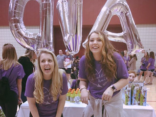 Volley Against Domestic Violence
