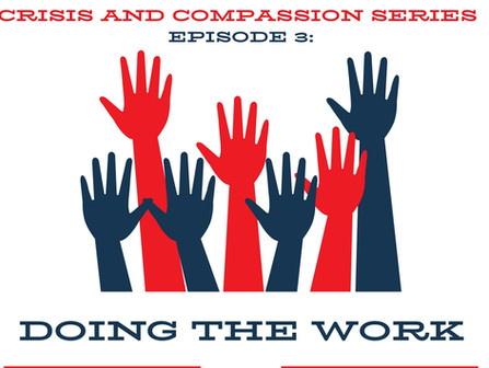 """Crisis & Compassion Video Series 