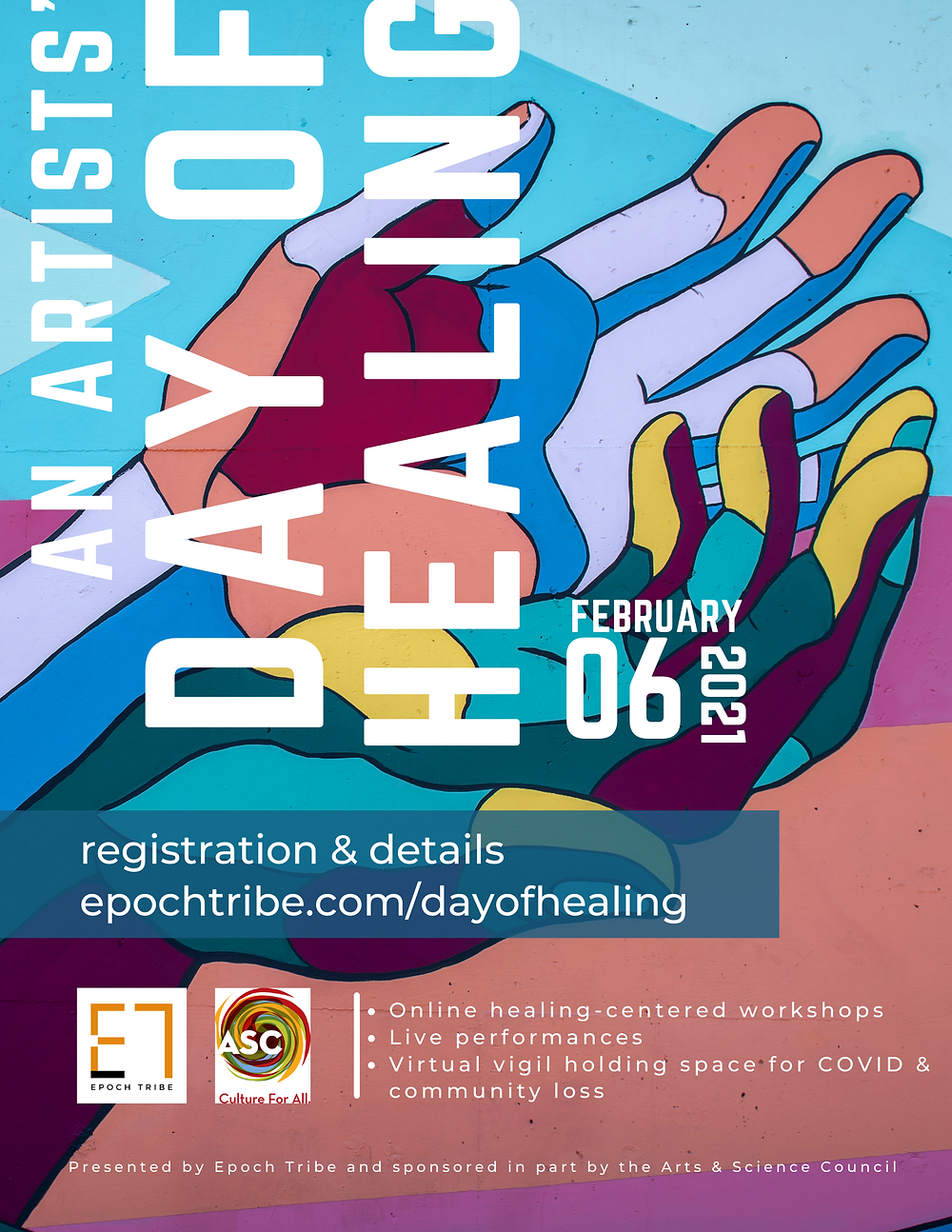 An Artists Day of Healing, Charlotte, NC