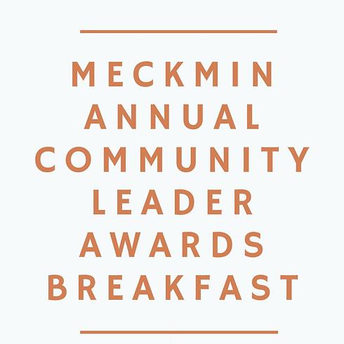 Community Leader Awards Breakfast 2021