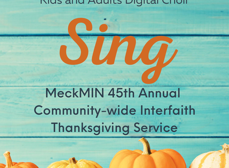 Adult & Youth Virtual Choir Opportunity!