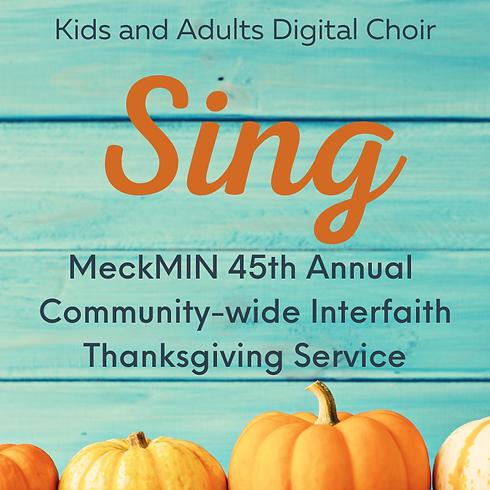 Youth Digital Choir! Deadline Oct 15