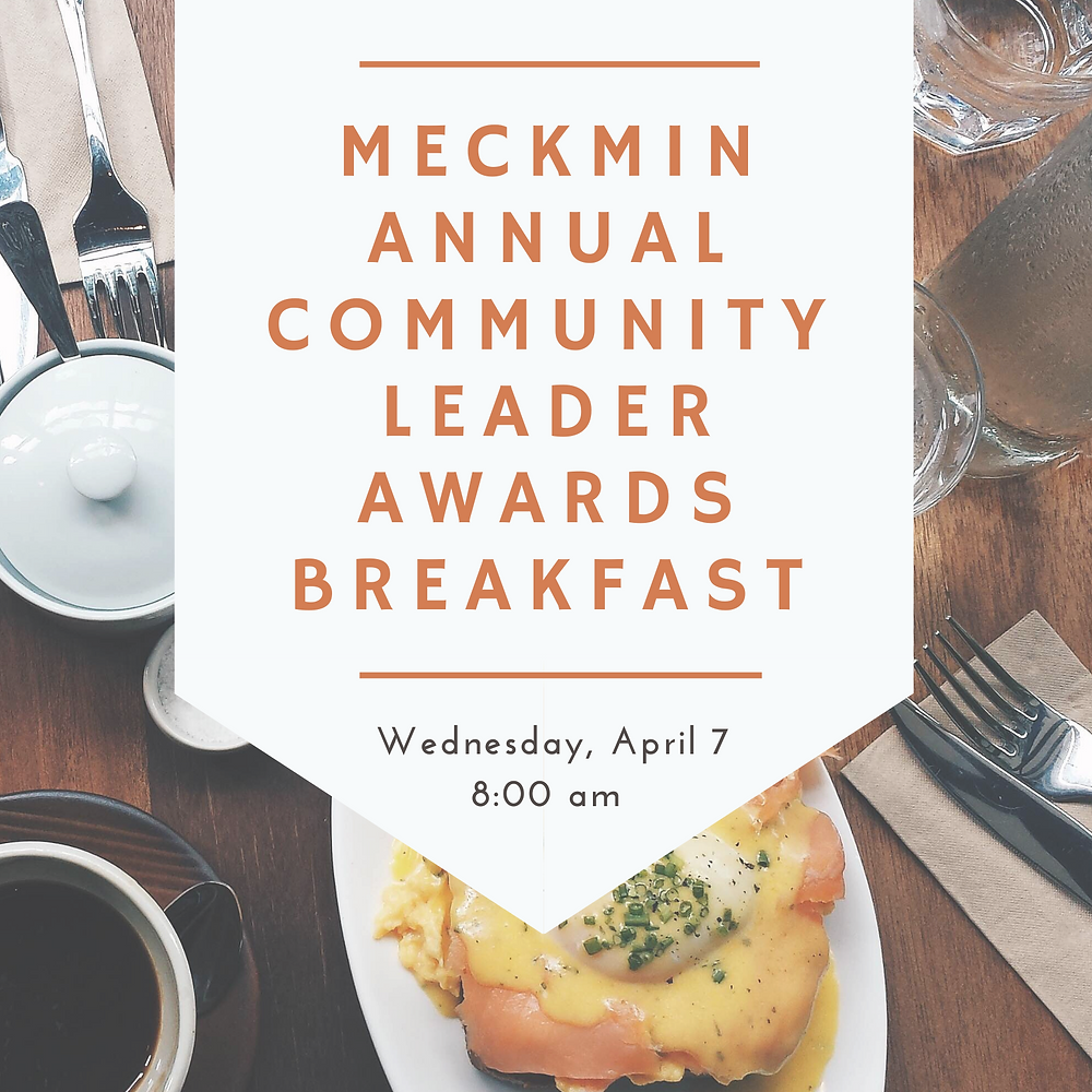 MeckMIN 2021 Community Leader Awards Breakfast