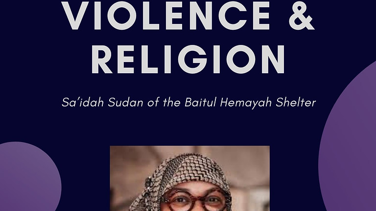 Food For Thought: Domestic Violence & Religion