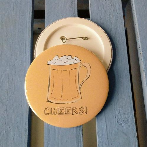 Cheers Badge