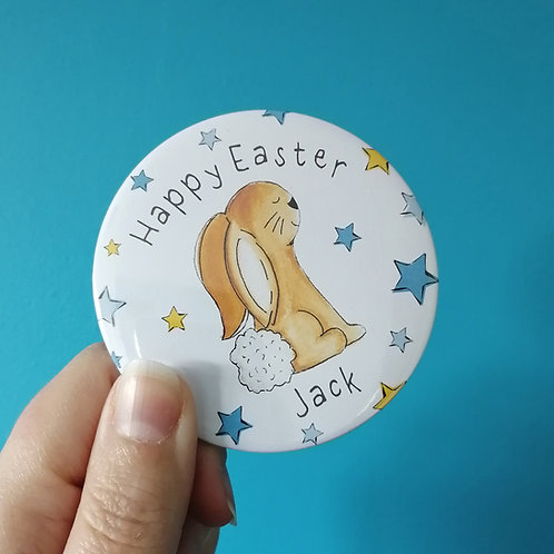 Happy Easter Badge