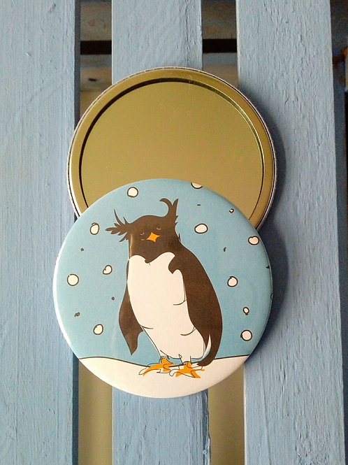 Penguin Pocket Mirror