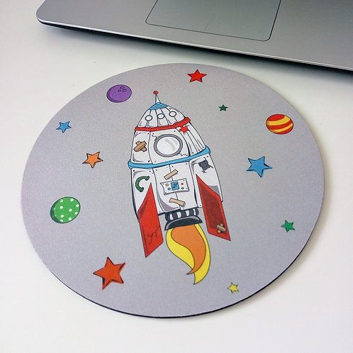 Spaceship Mouse Mat
