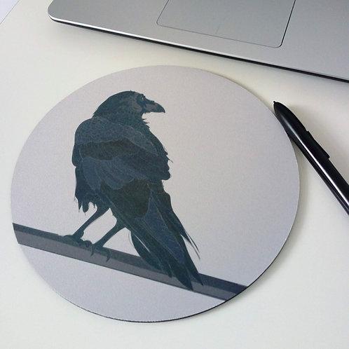 Raven Mouse Mat