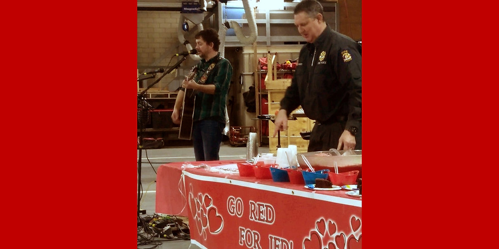 Jed Woomer Blood Drive and Scholarship Fundraiser
